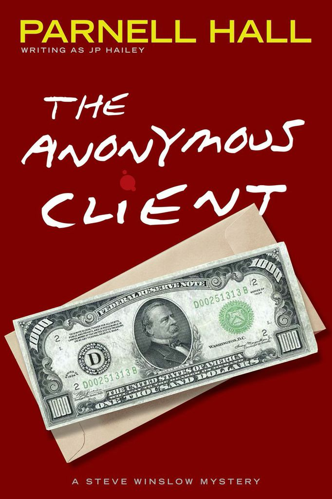THE ANONYMOUS CLIENT