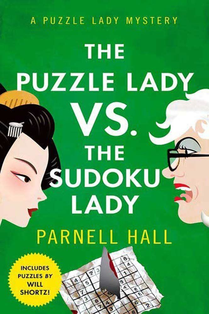 THE PUZZLE LADY VS SUDOKU LADY