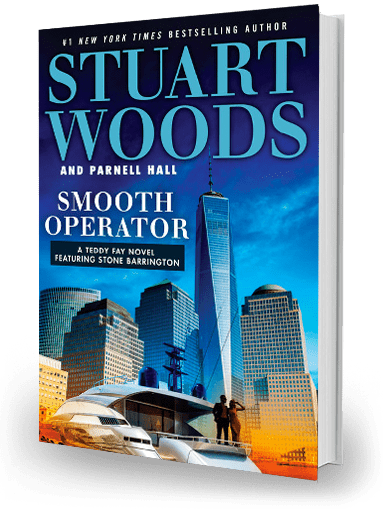 Smooth Operator by Stuart Woods & Parnell Hall