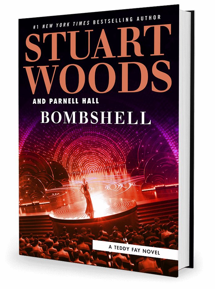 Bombshell by Stuart Woods and Parnell Halll